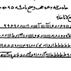 متن حرز امام جواد