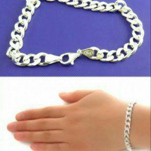 دستبند نقره خاص و زیبا