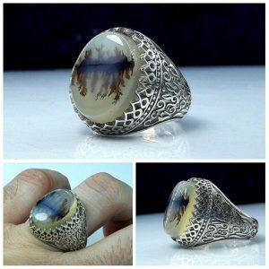 انگشتر شجر طبیعی