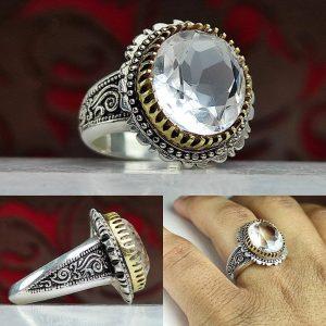 انگشتر در نجف اصل الماس تراش
